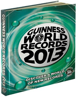 دانلود مجله Guinness World Records 2013