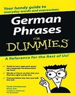 دانلود کتاب German Phrases For Dummies