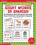 دانلود کتاب Sight Words In Spanish